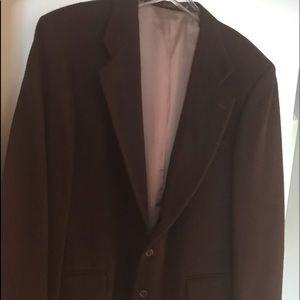 Oscar De La Renta Dress Men Blazer